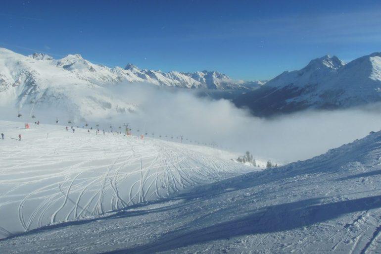 Eine Nacht Treffen Sankt Anton Am Arlberg, Partnersuche Mit
