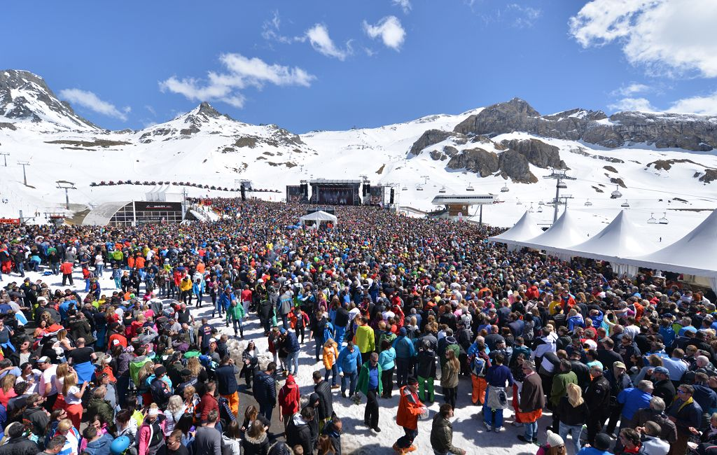 Top Of The Mountain Ischgl 2021