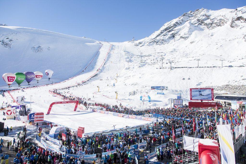 Ski-Weltcup startet in Sölden