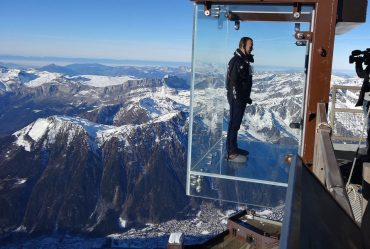 coolster Skilift der Welt Chamonix