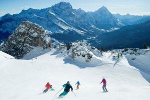 Cortina von seiner schönsten Seite. Foto: Bandion, Copyright: Cortina-Tourismus/Jensen